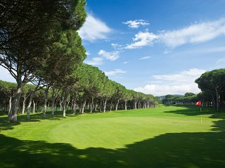 The Emporda Forest golf course
