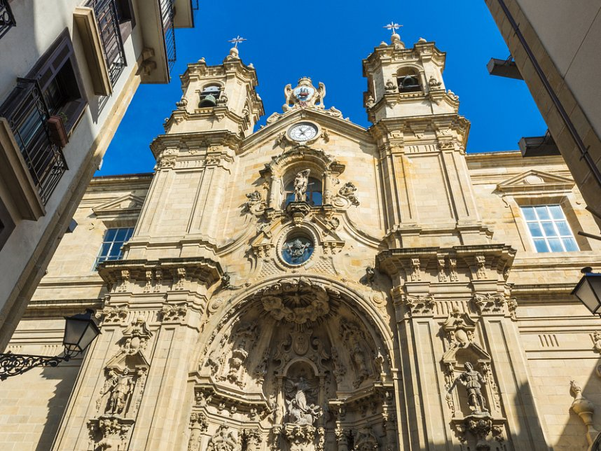 how to get from madrid to san sebastian